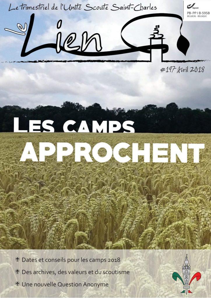 Les camps dans le Lien